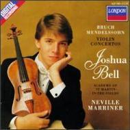 Violin Concerto.1 / .: J.bell(Vn), Marriner / Asmf
