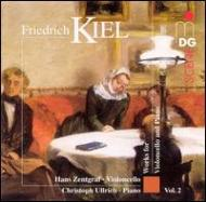 Complet Works For Cello & Piano Vol.2 Zentgraf(Vc)ullrich(P)