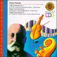 サン=サーンス (1835-1921)/Concertos: Ma Etc