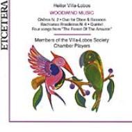 Vill-lobo: Woodwind Mus / Chor 2