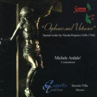 Salve Regina, Lamentazione, Etc: Corella / Ensemble Capella Teatrina