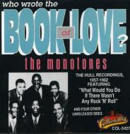 Who Wrote The Book Of Love?doo Wop