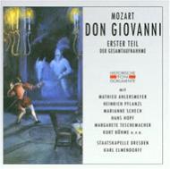 Don Giovanni: Elmendorff / Skd