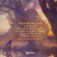 ヴォーン=ウィリアムズ:室内楽作品集/ナッシュ・アンサンブル