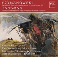Symphonie Concertante For Piano & Orch: Wijatkowski / Lublin.po