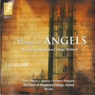 Song Of Angel-music From Magdalen Cllege: B.ives / Magdalen College.cho