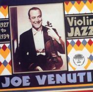 Violin Jazz 1927-34