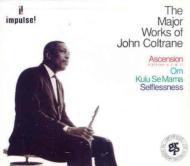 Major Works Of John Coltrane