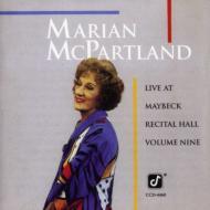 Live At Maybeck Recital Vol.9