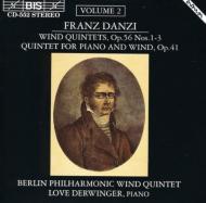 Wind Quintets Op.56: Berlin Philharmonic Wind Quintet, Derwinger