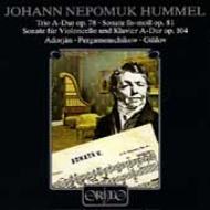 Trio, P.sonata.vc.sonata: Gililo
