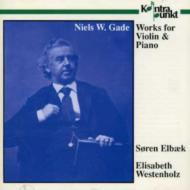 Works For Violin & Piano: Elbaek(Vn)westenholz(P)