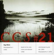 String Quartet.2, 5, Little Serenade For Guitar Solo: Ferro Q Etc