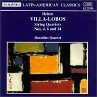 String Quartet, 4, 6, 14, : Danubius Q