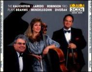 Piano Trio, 1, 2, 3, : Kalichstein-laredo-robinson Trio +mendelssohn: Trio, 1, 2, Dvorak: Trio, 4,