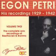 Recordings 1929-1942 Vol2: E.petri