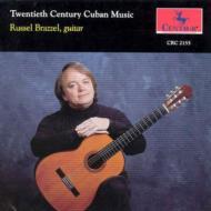 Twentieth Cent.Cuban Music