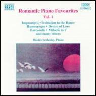 [ロマンティックピアノミュージック]Vol.1 モーツァルト<ロンド>/他 ソコライ
