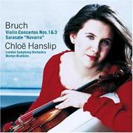 Violin Concerto.1, 3: Chloe Hanslip(Vn)brabbins / Lso