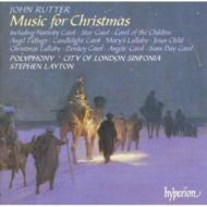 クリスマスのための音楽/スティーヴン・レイトン(指揮)/ポリフォニー/シティ・オブ・ロンドン・シンフォニア