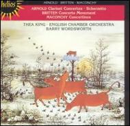 Clarinet Concerto: King(Cl)wordsworth / Eco