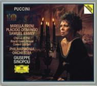 歌劇『トスカ』 フレーニ、ドミンゴ、シノーポリ&フィルハーモニア管弦楽団