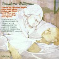 V・ウィリアムズ:教会音楽と合唱曲 ベスト/コリイドン・シンガーズ