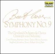 交響曲第9番 ドホナーニ&クリーヴランド管弦楽団