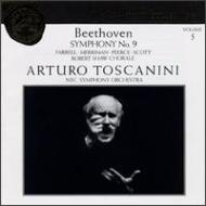 Sym, 9, : Toscanini / Nbc So Farrell Merriman Peerce N.scott