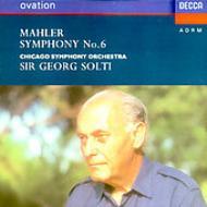 交響曲第6番『悲劇的』 ショルティ&シカゴ交響楽団