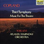交響曲3, Music For Theater レヴィ&アトランタ響