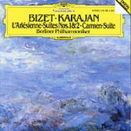 『カルメン』組曲、『アルルの女』組曲 カラヤン&ベルリン・フィル