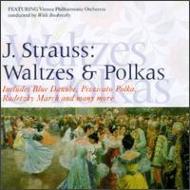 Popular Waltzes & Polkas: Boskovsky / Vpo