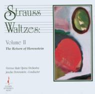 Waltzes Vol.2: Horenstein / Vienna State Opera O