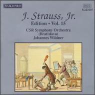 Vol 15 Strauss Edition
