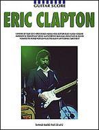 Eric Clapton / Guitar Score洋書 / Bandscore