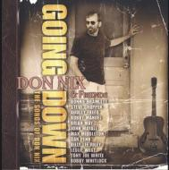 Going Down -The Songs Of Donnix