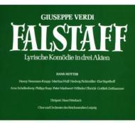 Falstaff: Weisbach / Leipzig Radio.o
