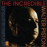 Vol 3: Incredible Walter Piston