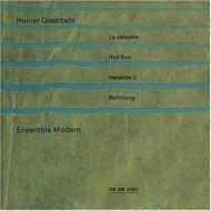 La Jalousie, Red Run, Herakles 2, Befreiung: Ensemble Modern, C.anders(Narr