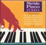 Stride Piano Summit