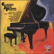 Classic Jazz Piano (1927-57)