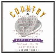 Country Love Songs Vol.3