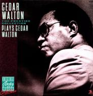 Plays Cedar Walton