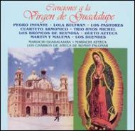 Canciones A La Virgen De Guadalupe