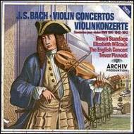 Violin Concertos: Pinnock / English Concert