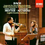 Violin Concertos: Mutter(Vn)Accardo / Eco