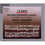 Well-tempered Clavier Book.1: Leonhardt