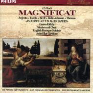 Magnificat, Cantata.51: Gardiner / Ebs