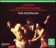 Matthaus-passion: Koopman / Amsterdam Baroque.o